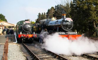 Steam Trains New