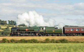 PO Steam Train
