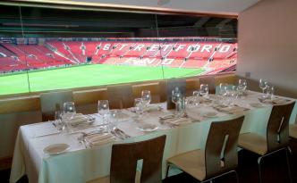 Manchester United Box Set up