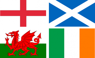 6 Nations Flag